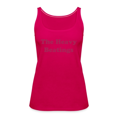 Heavy Beatings - Women's Premium Tank Top
