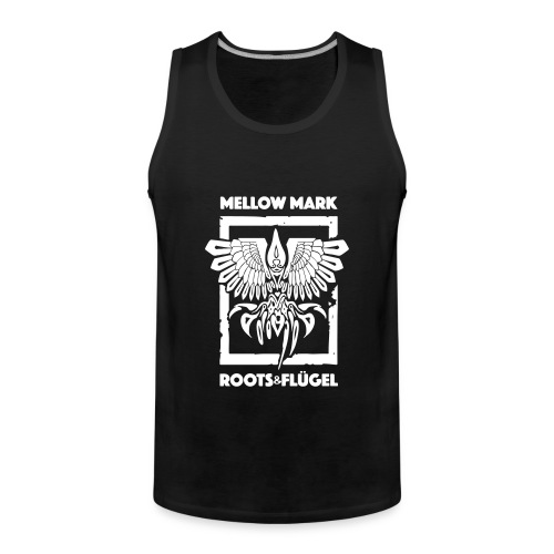 RF Top-Tank Black - Männer Premium Tank Top