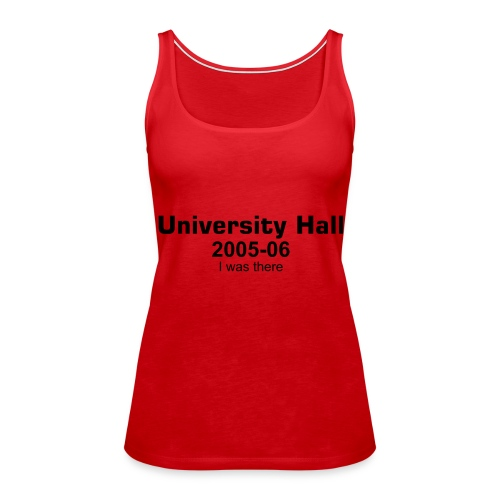 University Hall 2005-06 Strappy - Women's Premium Tank Top
