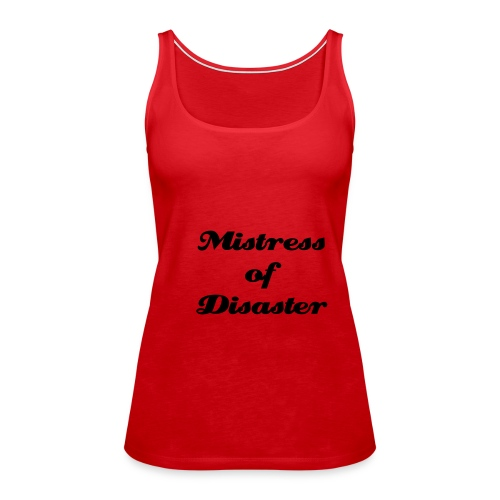 Mistress - Frauen Premium Tank Top