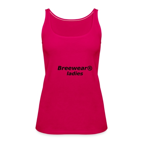 Breewear® ladies - Vrouwen Premium tank top