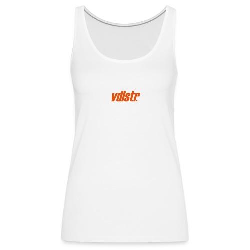 VEEDELSTAR Tanktop für Mädchen und attraktive reife Frauen - Frauen Premium Tank Top