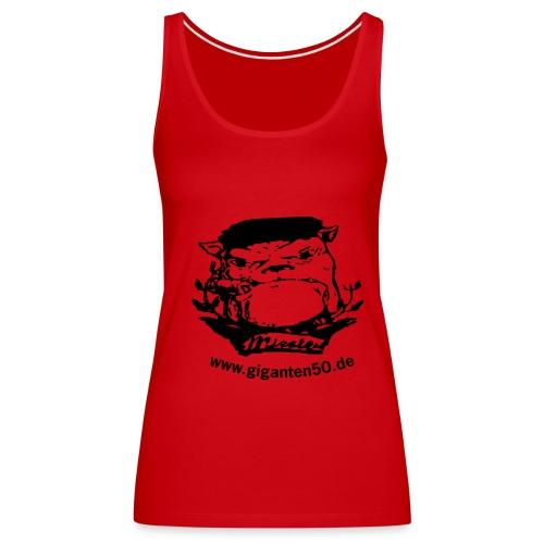 Girli Shirt - Frauen Premium Tank Top