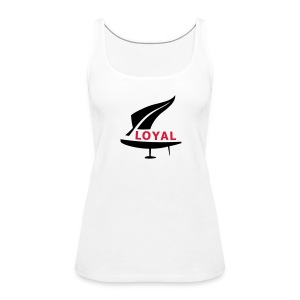 Team NZ Loyal Style - Women's Premium Tank Top