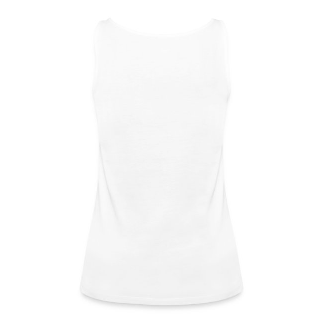 Großmutter's Ladies Vest - weiß/blau