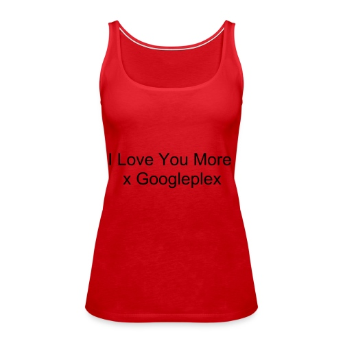 finally win the argument - Women's Premium Tank Top