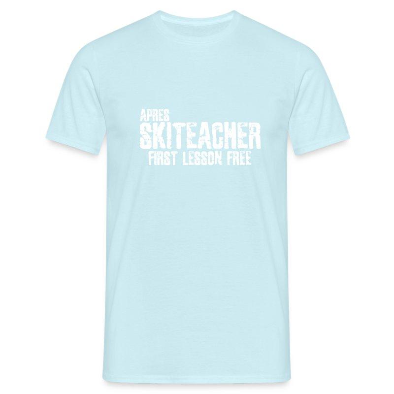 AS-TEACHER3 - Mannen T-shirt