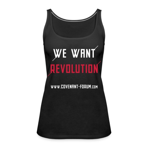 We Want 1 Tank - Frauen Premium Tank Top