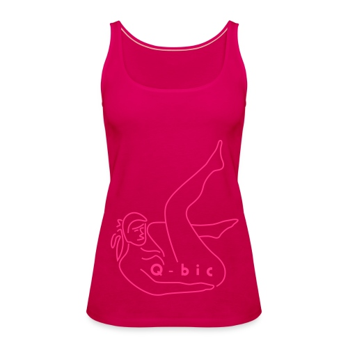 Pink / Neonpink - Frauen Premium Tank Top
