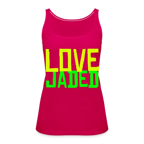 Jaded Love Girls Vest - Women's Premium Tank Top