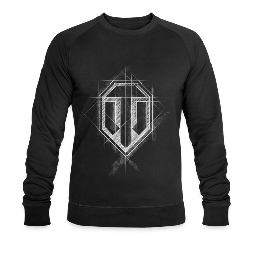 World of Tanks Sweatshirt - Gamescom Logo - Men's Organic Sweatshirt by Stanley & Stella