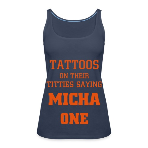 Tattoos - Frauen Premium Tank Top