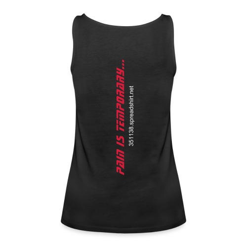 PAIN - Women's Premium Tank Top