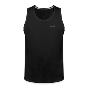 Men | Btb. FIGHTER Tank-Top - Männer Premium Tank Top