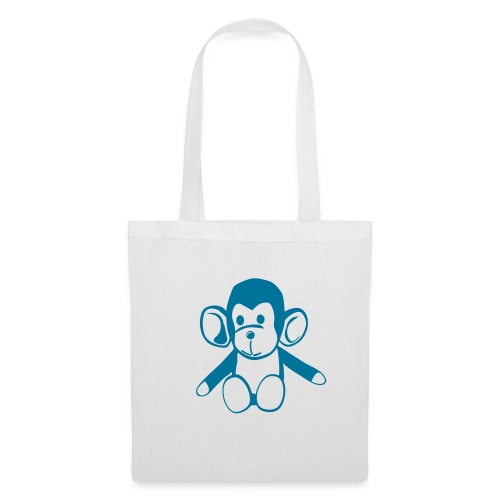 Blue monkey - Tote Bag
