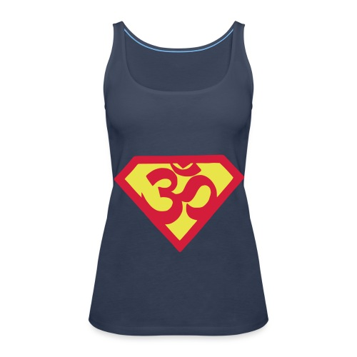 SuperAum - Women's Premium Tank Top