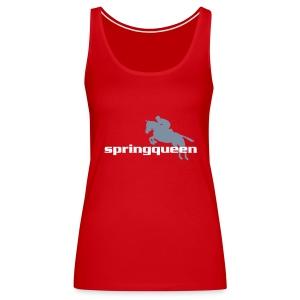 Springqueen - Frauen Premium Tank Top