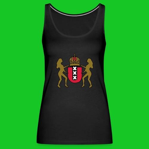 Amsterdam tank - Vrouwen Premium tank top
