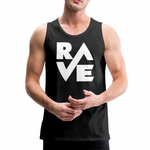 RAVE - Männer Premium Tank Top