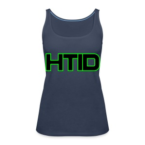 HTID - Women's Dark Shoulder Free Tank Top - Women's Premium Tank Top