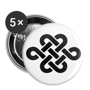 5 big buttons - Buttons groß 56 mm
