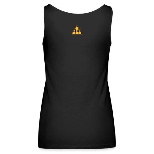 Lesben T-Shirt Shop: Muskel Shirt Tank Top für Lesben - Frauen Premium Tank Top
