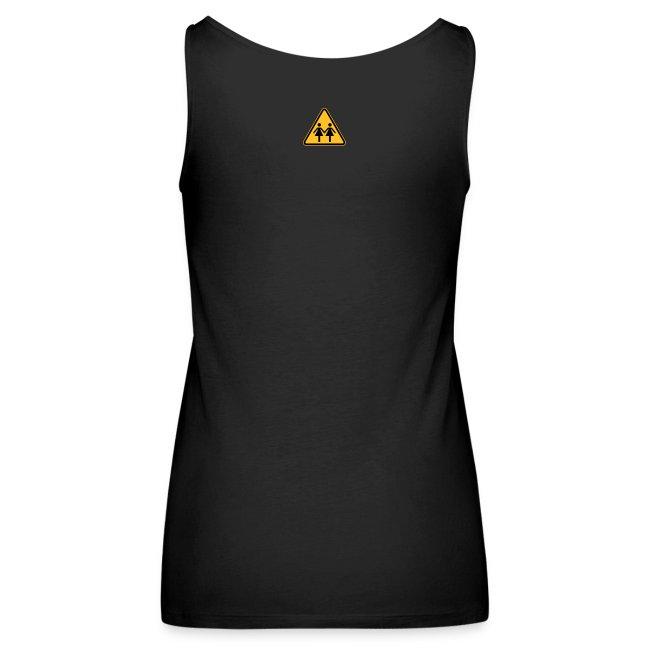 Lesben T-Shirt Shop: Muskel Shirt Tank Top für Lesben