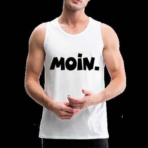 Moin. Tank Top - Männer Premium Tank Top