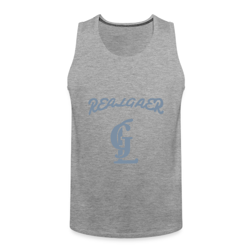Mens Vest Top - Men's Premium Tank Top