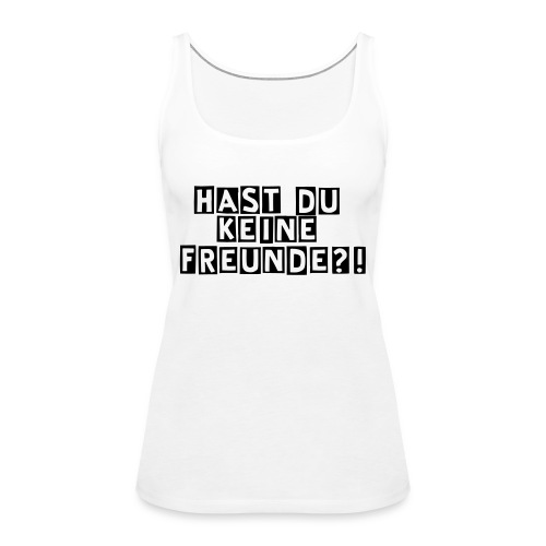 best of jenny - Frauen Premium Tank Top