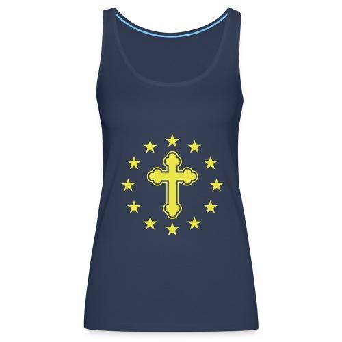 Christliches Europa - Frauen Premium Tank Top