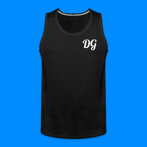 Official Dylan Gilbert Tank Top (Black) - Men's Premium Tank Top