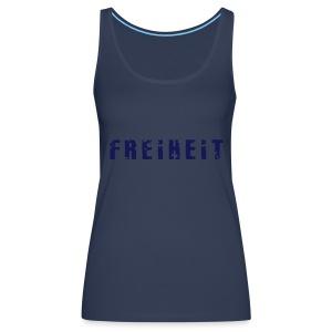 FREIHEIT - Frauen Premium Tank Top