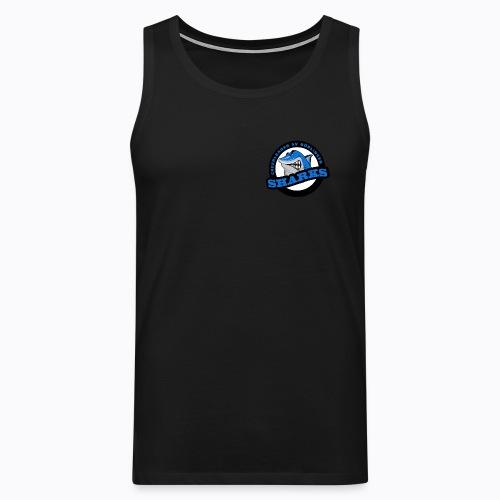 Sharks Cheerleader Böblingen Männer Tanktop Standardschnitt - Männer Premium Tank Top