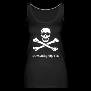 ~ Sommersprotte ~ - Frauen Premium Tank Top