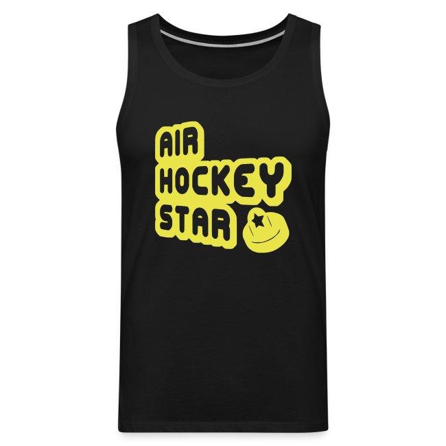 Air Hockey Star Men's Vest Top