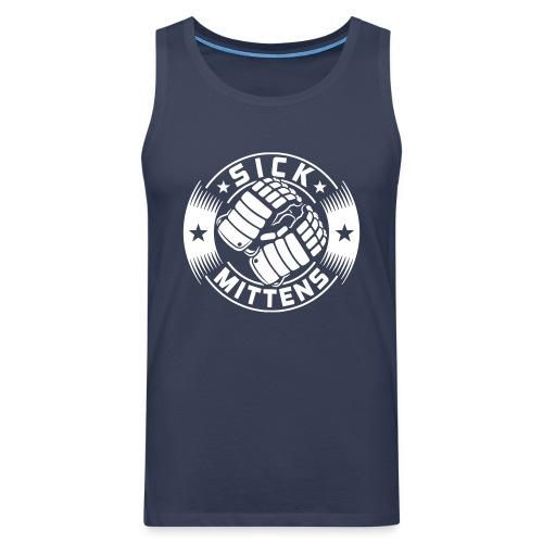 Sick Mittens Men's Vest Top - Men's Premium Tank Top