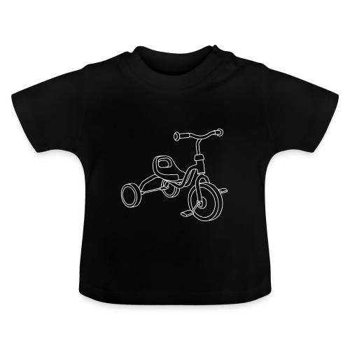 Kinderdreirad - Baby T-Shirt