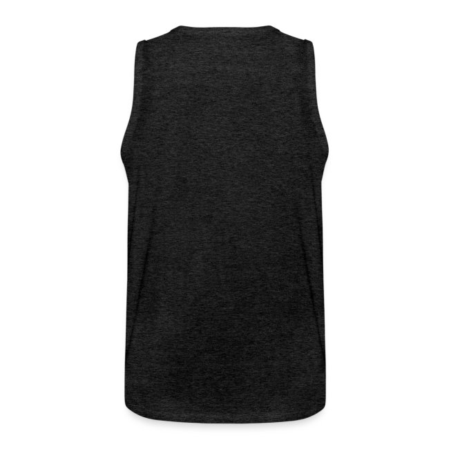 My Goal Is To Deny Yours Men's Vest Top