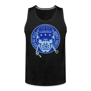 Red Ice Sells Hockey Tickets Men's Vest Top - Men's Premium Tank Top