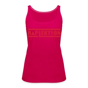Raplektion-FrauenTanktop - Frauen Premium Tank Top