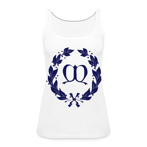 Women's Running Tank Top white - AV Motiv (Kollektion 2013) - Frauen Premium Tank Top