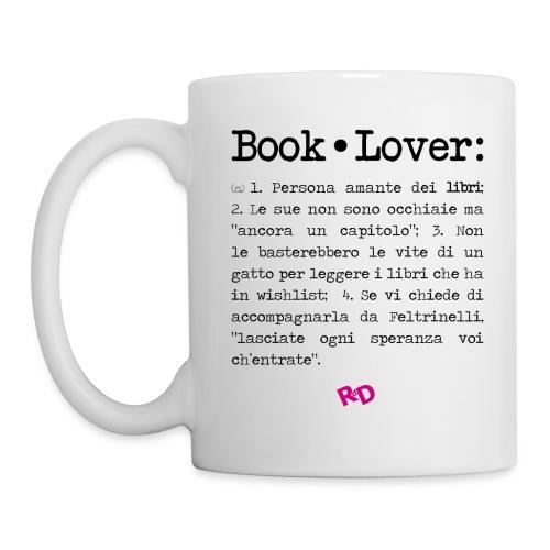 Book lover - Tazza