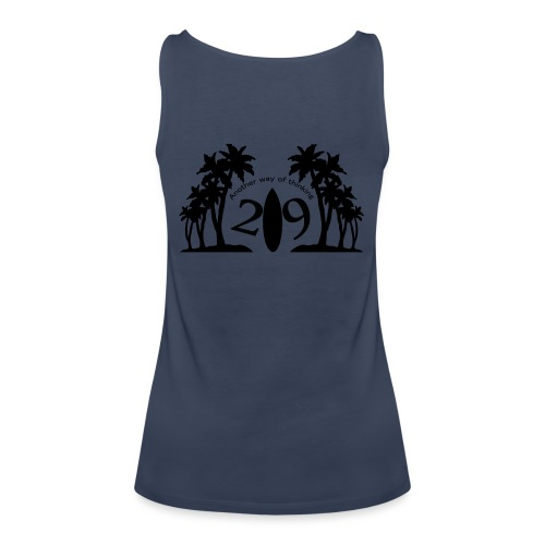 Le t-shirt a JUJU - Débardeur Premium Femme