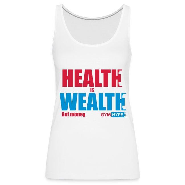 Women's Health is Wealth Tank