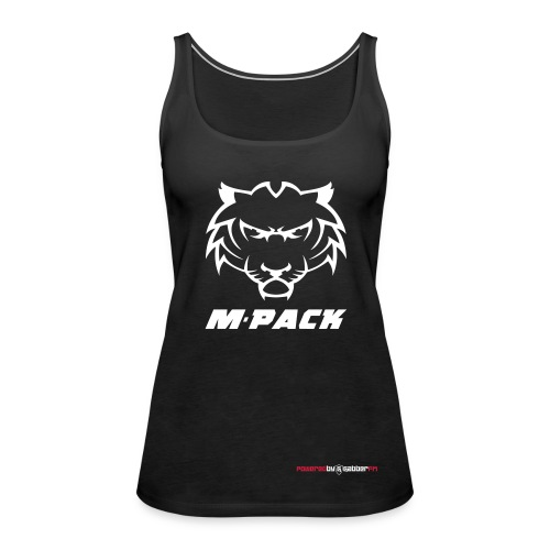M-Pack Tank Top Female - Women's Premium Tank Top