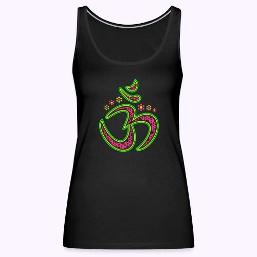 Neo-Tech Aum Women's Tank Top - Camiseta de tirantes premium mujer