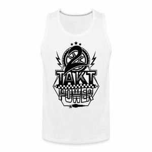 2-Takt-Power / Zweitakt Power - Men's Premium Tank Top