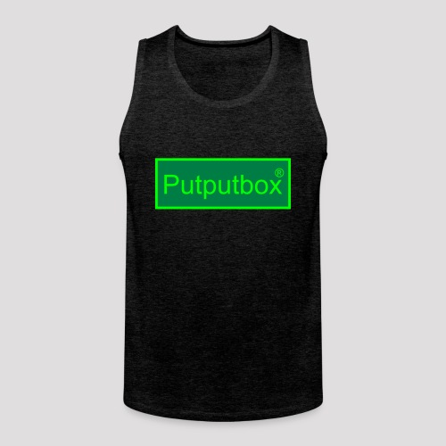 Putputbox® - Men's Premium Tank Top - Men's Premium Tank Top