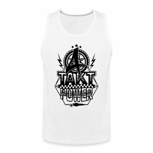 4-Takt-Power / Viertaktpower - Männer Premium Tank Top